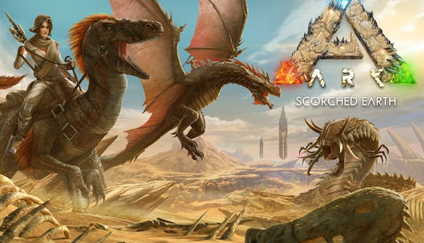 Buy ARK   Scorched Earth from the Humble Store
