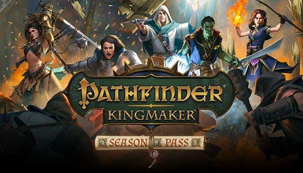 Buy Pathfinder: Kingmaker - Season Pass Bundle from the Humble Store