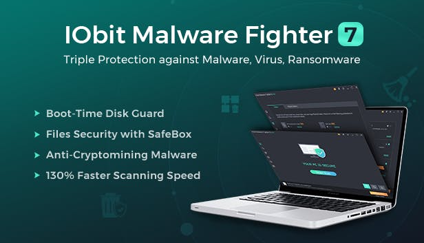 Buy Iobit Malware Fighter 7 From The Humble Store