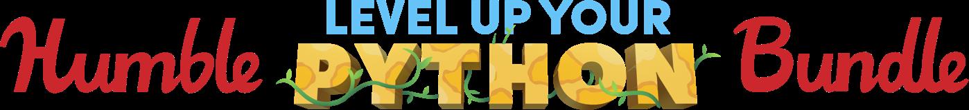 Humble Level Up Your Python Bundle