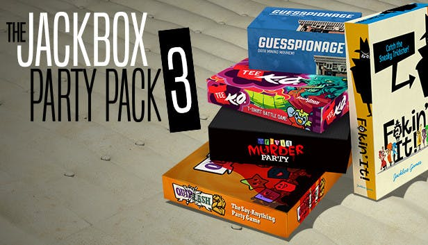 Buy The Jackbox Party Pack 3 from the Humble Store and save 30%