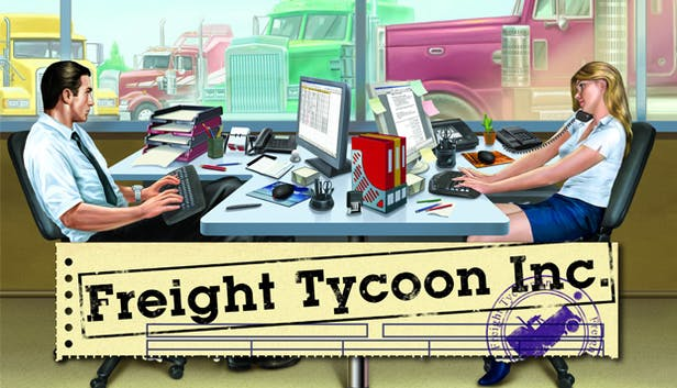 Buy Freight Tycoon from the Humble Store and save 90%