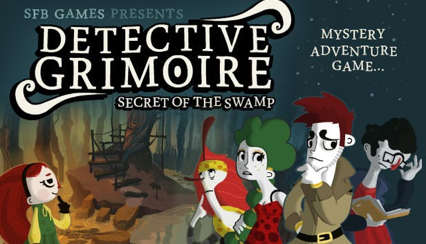 Buy Detective Grimoire from the Humble Store