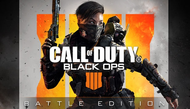 CALL OF DUTY: BLACK OPS 4 BATTLE EDITION poster image on Steam Backlog