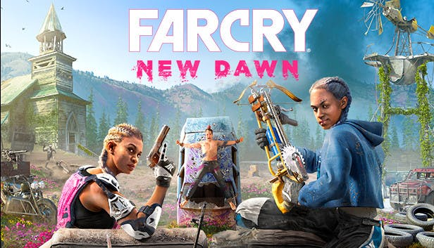 Super Duper Gamer Team Entertainment Far Cry New Dawn
