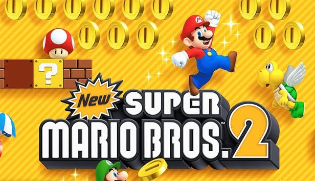 Buy New Super Mario Bros  2 from the Humble Store