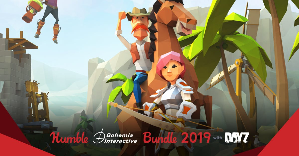 Humble Bundle Free Games 2020.Humble Bohemia Interactive Bundle 2019 With Dayz
