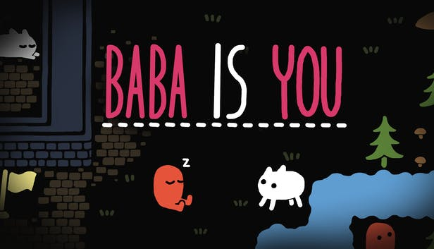 Image result for BABA IS YOU game