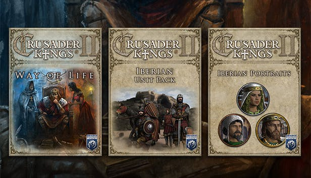 Buy Crusader Kings II: Way of Life Collection from the Humble Store