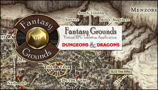 Buy Fantasy Grounds from the Humble Store