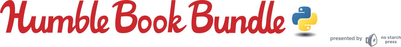The Humble Book Bundle: Python presented by No Starch Press