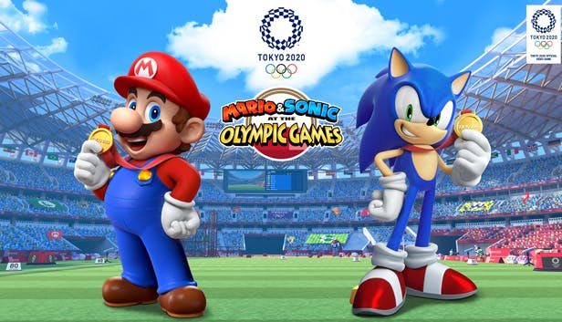 Mario And Sonic At The Olympic Games 2020.Buy Mario Sonic At The Olympic Games Tokyo 2020 From The Humble Store
