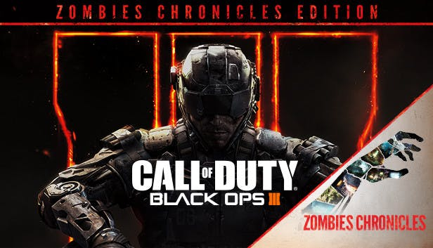Buy Call of Duty®: Black Ops III - Zombies Chronicles Edition from the  Humble Store