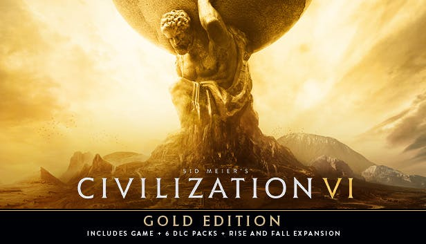 Buy Sid Meier's Civilization® VI: Gold Edition from the Humble Store