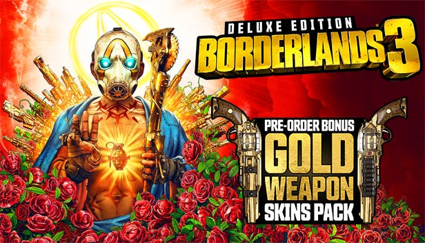 Buy Borderlands 3 Deluxe Edition from the Humble Store