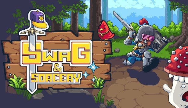 Buy Swag and Sorcery from the Humble Store