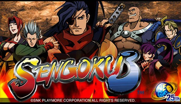 Buy SENGOKU 3 from the Humble Store