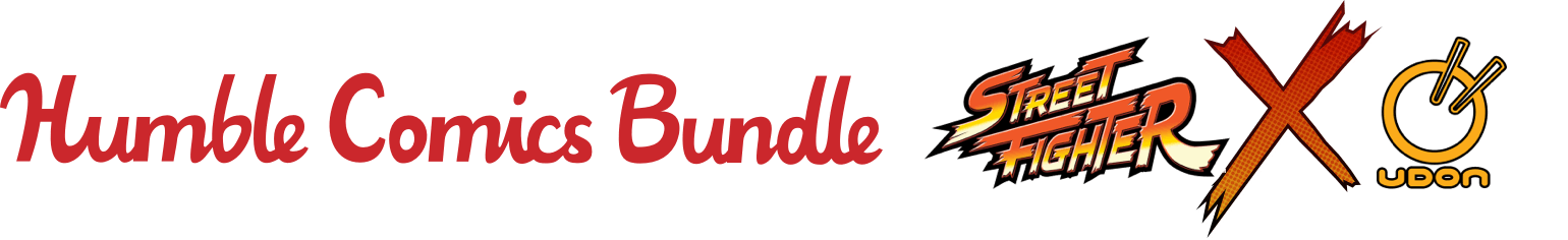 Humble Comics Bundle: Street Fighter by UDON
