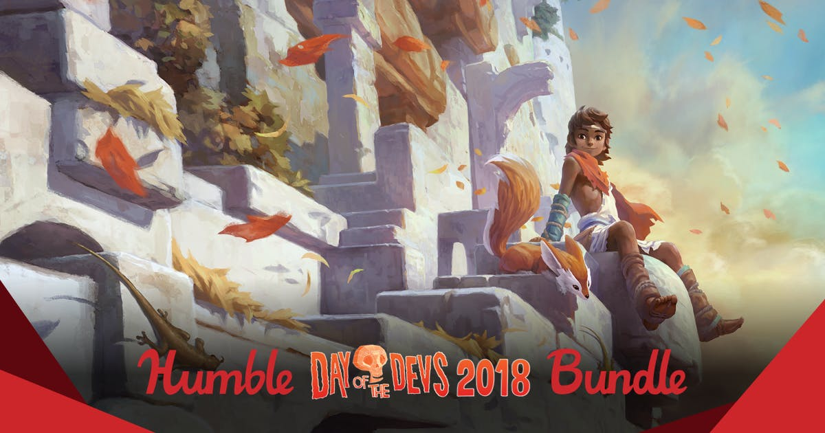 Image result for HUMBLE DAY OF THE DEVS BUNDLE 2018
