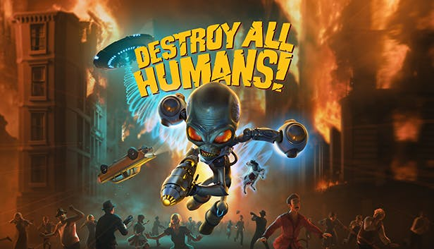 Buy Destroy All Humans from the Humble Store