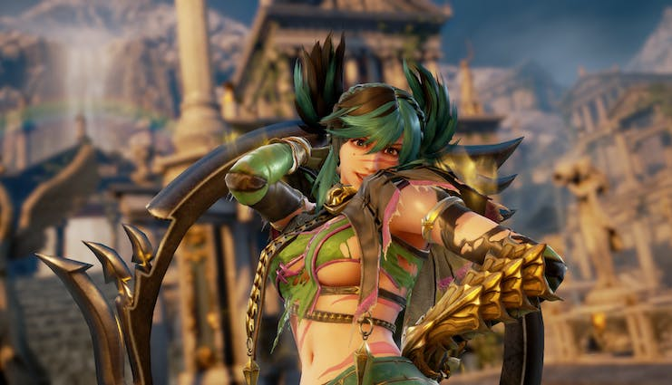Buy SOULCALIBUR VI Season Pass from the Humble Store