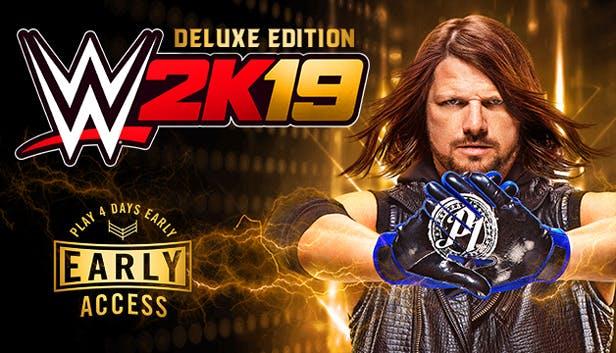 Resultado de imagen para WWE 2K19 PC