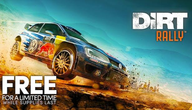 Get DiRT Rally FREE
