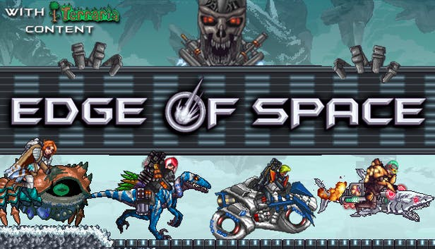 Buy Edge of Space from the Humble Store