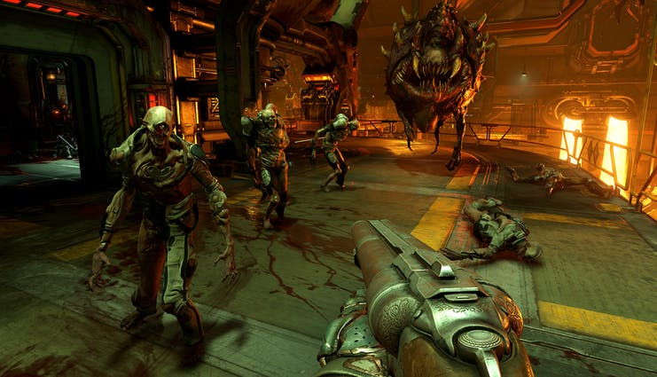 Buy DOOM® from the Humble Store