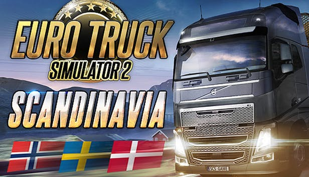 Buy Euro Truck Simulator 2 - Scandinavia from the Humble Store