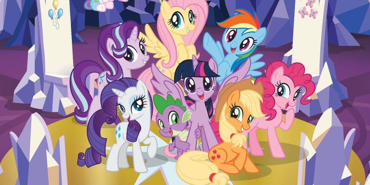 Get My Little Pony: Ponyville Mysteries and more!. Na HumbleBundle możesz wybrać jeden z kilku pakietów ebooków w języku angielskim. Czasem cena za najniższy pakiet to nawet 1 dolar. Oprócz tego możesz wesprzeć organizację charytatywną