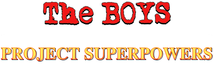 Humble Comics Bundle: The Boys Versus Project Superpowers