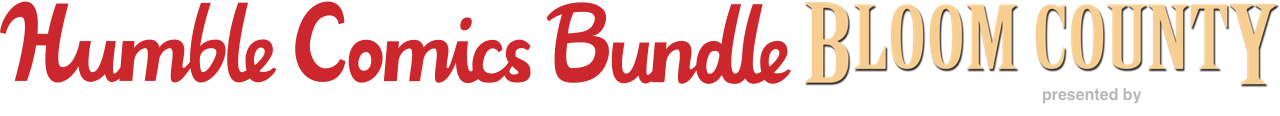 Humble Comics Bundle: Bloom County presented by IDW