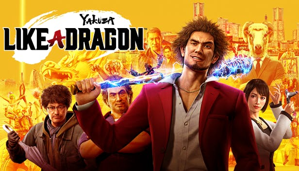 Buy Yakuza Like A Dragon From The Humble Store