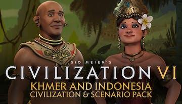 Civilization VI DLC Landing Page: The Humble Store