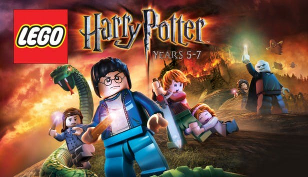 Buy Lego Harry Potter Years 5 7 From The Humble Store