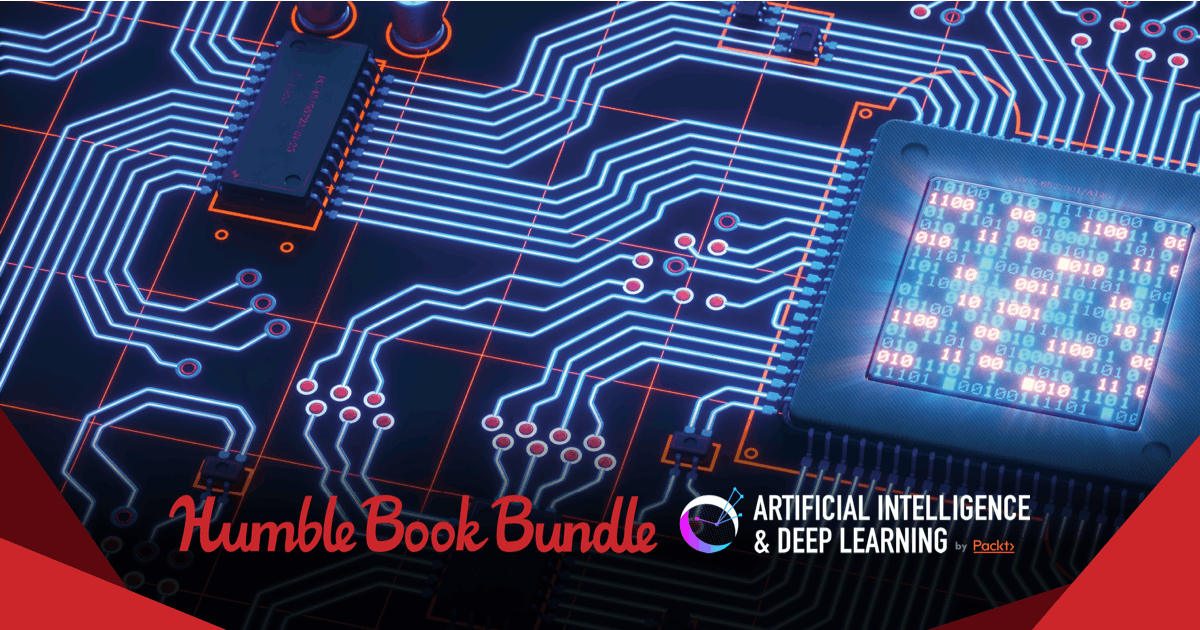 The Humble Book Bundle: Artificial Intelligence & Deep