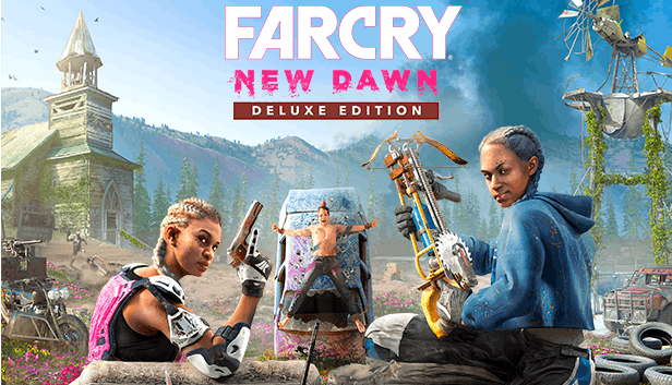 Buy Far Cry New Dawn Deluxe Edition From The Humble Store And