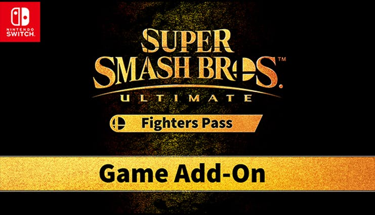 Buy Super Smash Bros  Ultimate Fighters Pass from the Humble Store