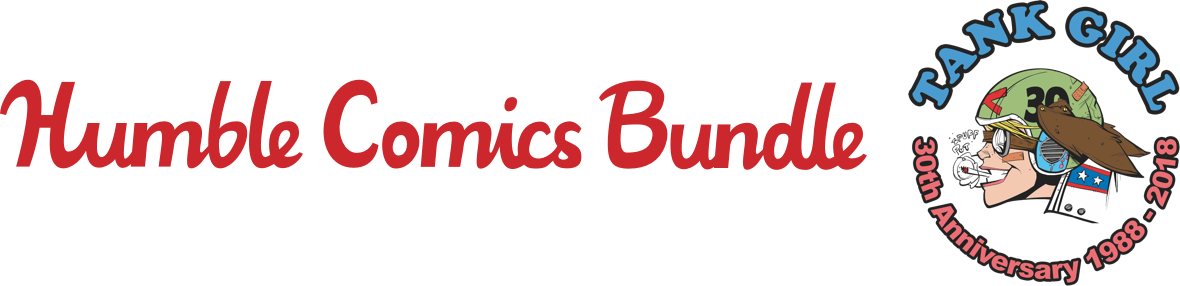 The Humble Comics Bundle: Tank Girl 30th Anniversary by Titan