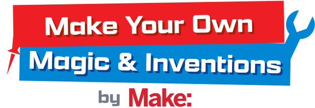 Humble Book Bundle: Make Your Own Magic & Inventions by Make Co.