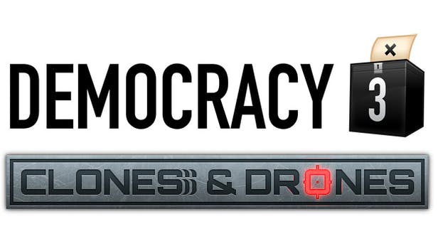 Buy Democracy 3: Clones & Drones from the Humble Store