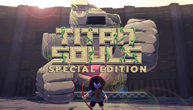 Buy Titan Souls Special Edition from the Humble Store