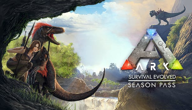 buy ark survival evolved season pass from the humble store