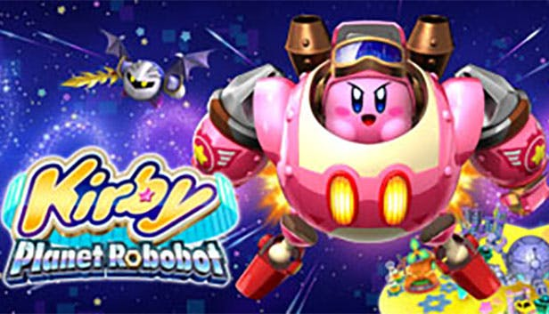 Buy Kirby: Planet Robobot from the Humble Store