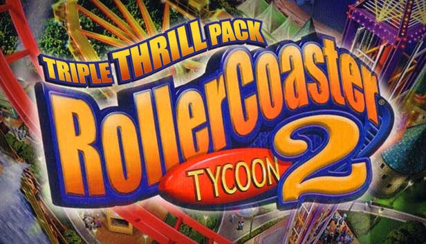 Buy RollerCoaster Tycoon 2: Triple Thrill Pack from the Humble Store