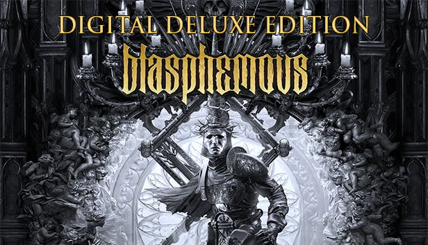 Buy Blasphemous Digital Deluxe Edition from the Humble Store
