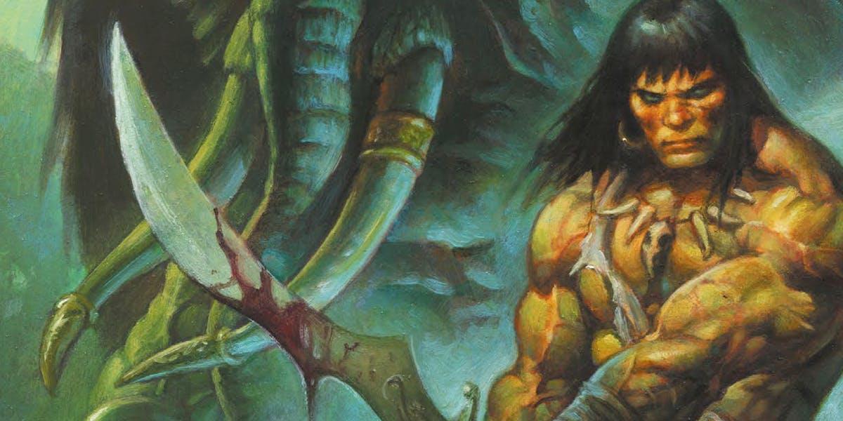 Get Quickstart, Art of Conan, Conan Core Book and more!. Na HumbleBundle możesz wybrać jeden z kilku pakietów ebooków w języku angielskim. Czasem cena za najniższy pakiet to nawet 1 dolar. Oprócz tego możesz wesprzeć organizację charytatywną