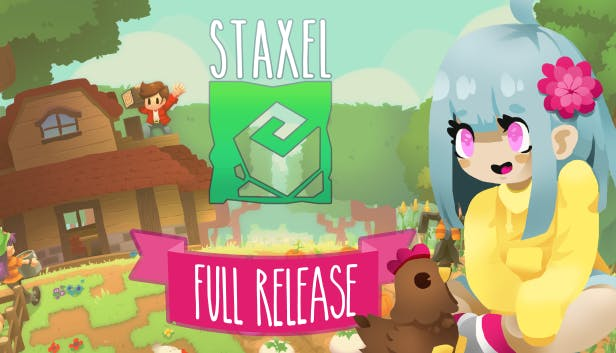 Buy Staxel from the Humble Store