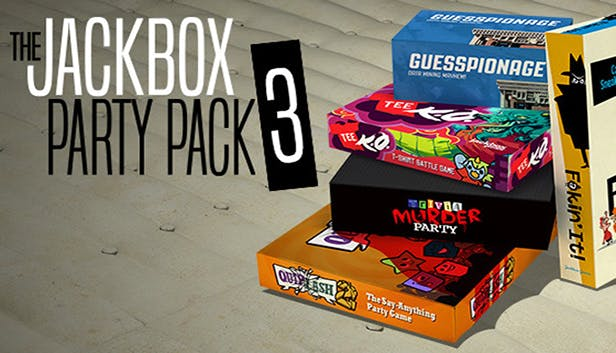 Buy The Jackbox Party Pack 3 from the Humble Store